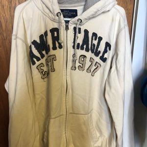 American Eagle full zip hoodie